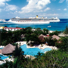 Sol Caribe Cozumel/RHC - View from a Unit
