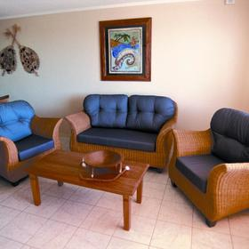 Living Area at Denarau Island Resort