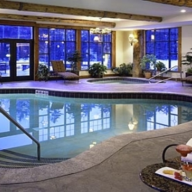 The Whiteface Lodge - Indoor Pool