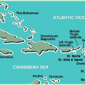Map of the Islands