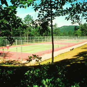 Eagle Trace at Massanutten - Tennis Courts
