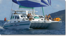 TradeWinds Cruise Club - British Virgin Islands Tortola