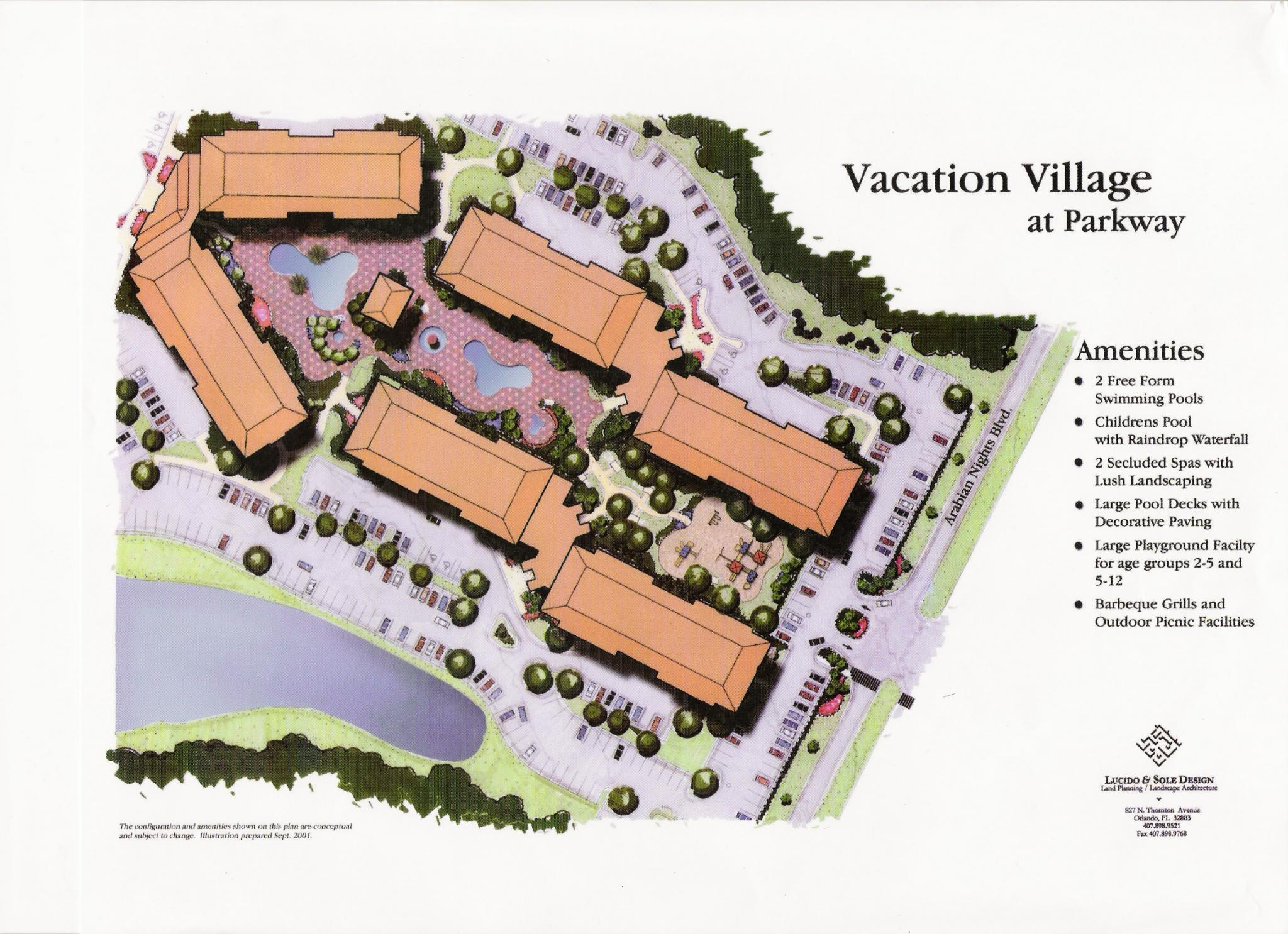 Vacation Village at Parkway Kissimmee Florida Timeshare