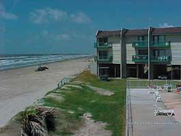 Peregrine Townhomes at San Luis Pass - beach
