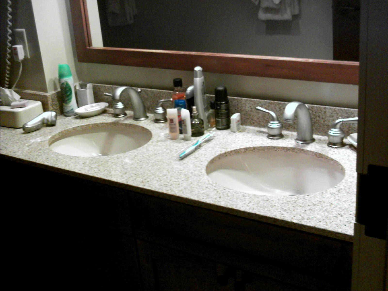 Monarch Grand Vacations - Cancun Resort - Unit Bathroom
